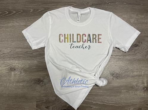 Childcare Tee