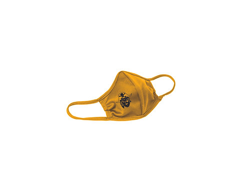 LKMS Gold Pirate Mask