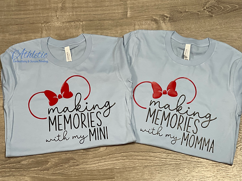Making Memories Tee