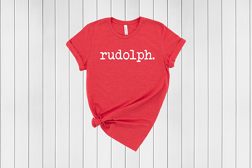 Rudolph Tee