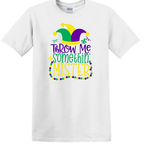 Throw Me Somethin' Mister Tee