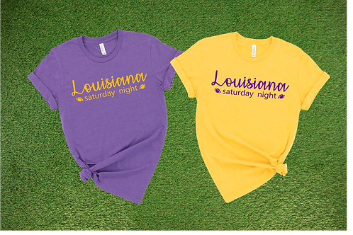 Louisiana Saturday Night2 Tee