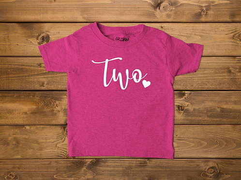 Script Age Shirt