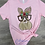 Thumbnail:  Bunny with Glasses Tee