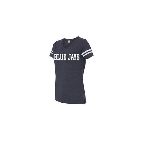 Ladies Blue Jays Football Jersey
