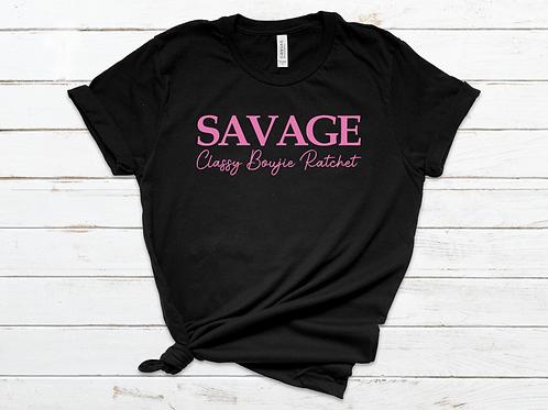 SAVAGE Tee