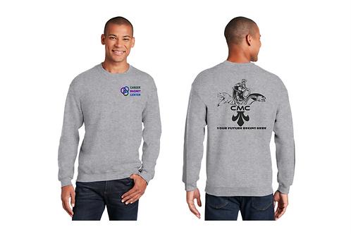 CMC Sport Grey Crew Sweatshirt