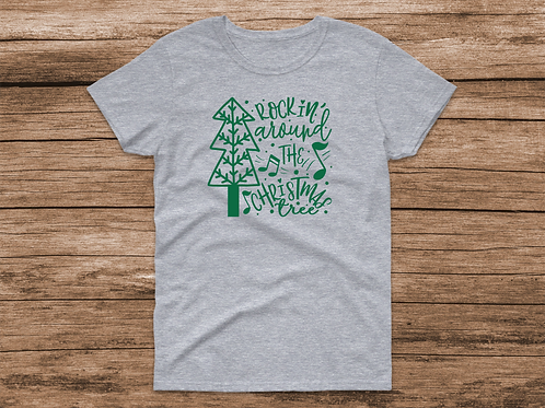 Rockin' around the Tree Tee