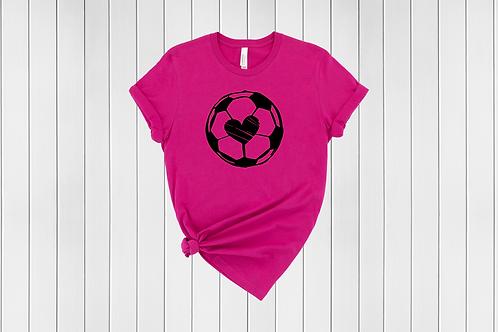 Soccer Ball Tee