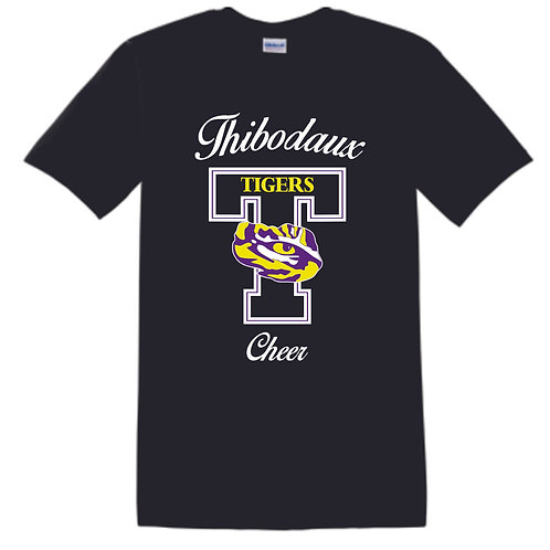 "THS ""T"" Design Cotton T-shirt"