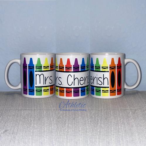 Crayon Mug