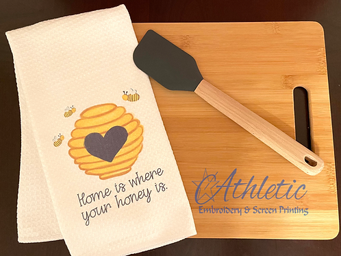 Honey Kitchen Towel