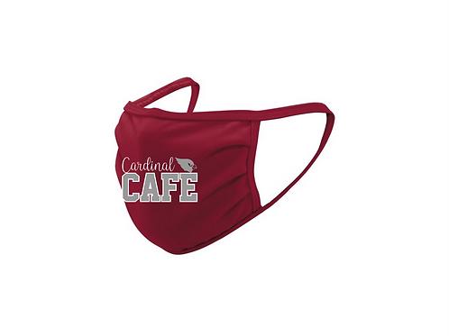 Cardinal Cafe Mask