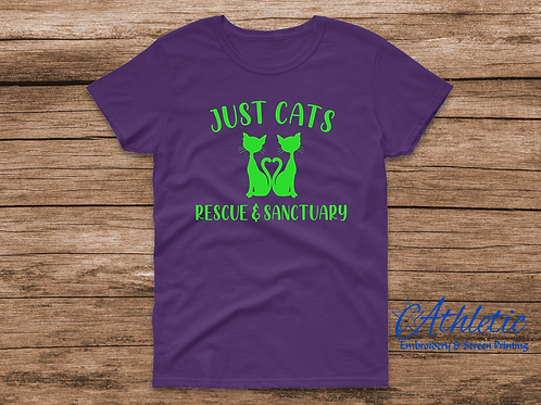 Gildan Tee - Just Cats