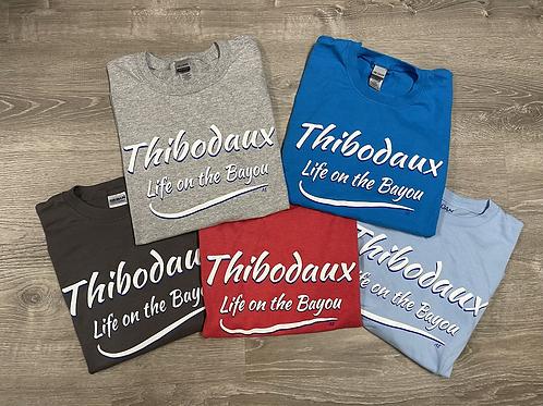 Thibodaux - Life on the Bayou Tee