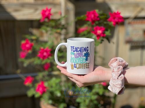 Love, Prayers, & Coffee Mug