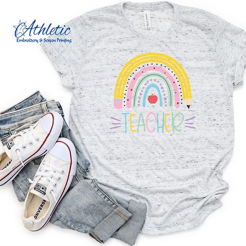 Teacher Rainbow -vinyl