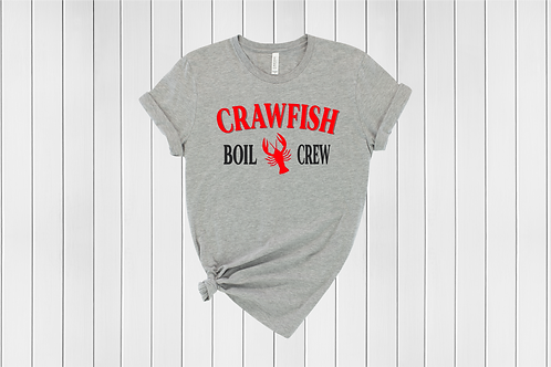 Crawfish Boil Crew Tee
