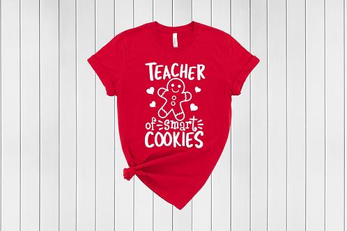 Teacher of Smart Cookies 2 Tee