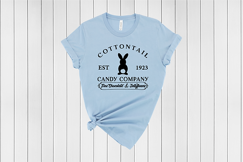 Cottontail Candy Company Tee