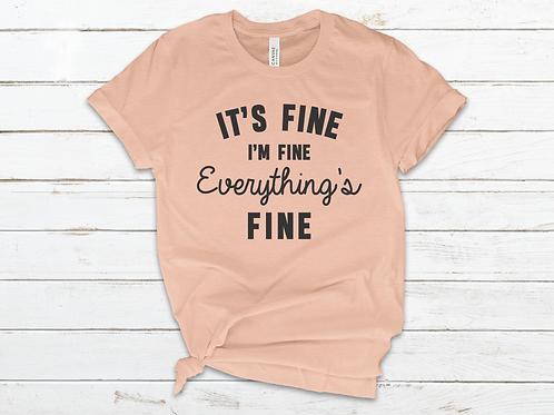 It's Fine Tee