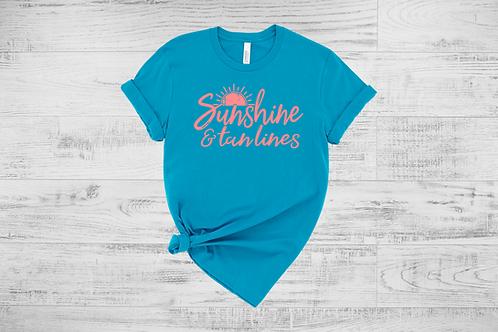 Sunshine & Tan Lines