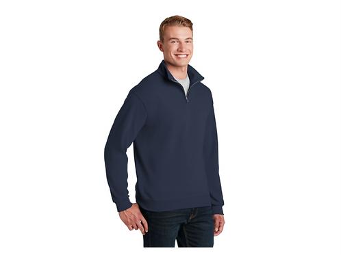 995 Jerzees 1/4 Zip Sweatshirt