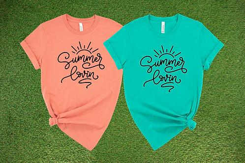 Summer Lovin' Tees