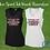 Thumbnail: Cheerleader Design Ladies V-neck Tank