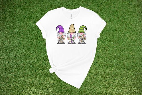 Mardi Gras Gnomes Tee