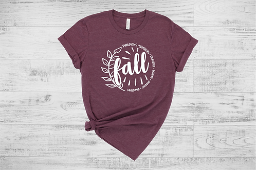 Fall Special Tee