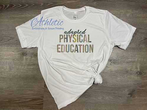 Adapted Physical Education Tee