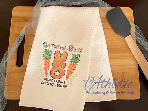 CottonTail Farms Kitchen Towel