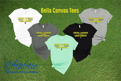 Bella Canvas Cross Country Tee