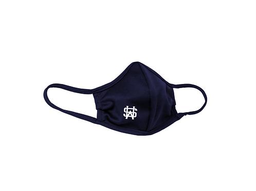 SW Navy Badger Mask