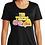 Thumbnail: THS Pom Design Polyester Tshirt