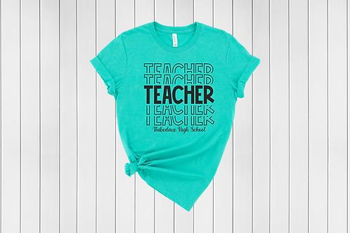 Teacher Tee -customizable