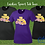 Thumbnail: Pom Design -Ladies Polyester Tee