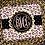 Thumbnail: Pink Leopard Mouse Pad
