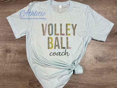 Volleyball Coach