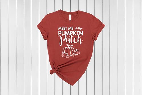 Meet Me at the Pumpkin Patch Tee