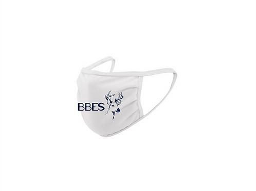 Bayou Boeuf White BBES Mask