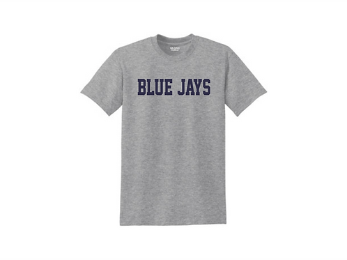 Sport Grey Blue Jays Tee
