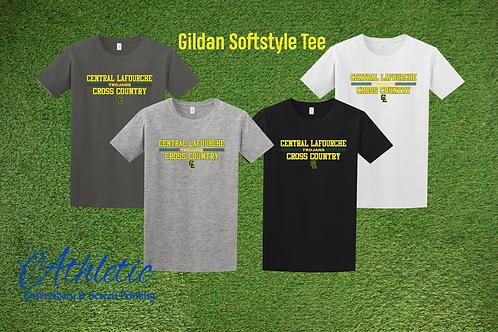 Gildan Softstyle Cross Country Tee