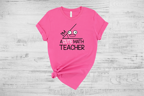 Acute Math Teacher