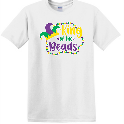 King of the Beads Tee