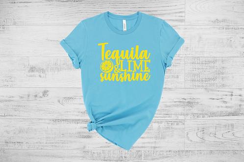 Tequila Lime & Sunshine