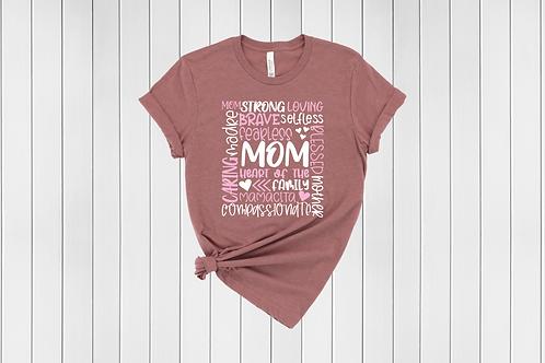 All Things Mom Tee