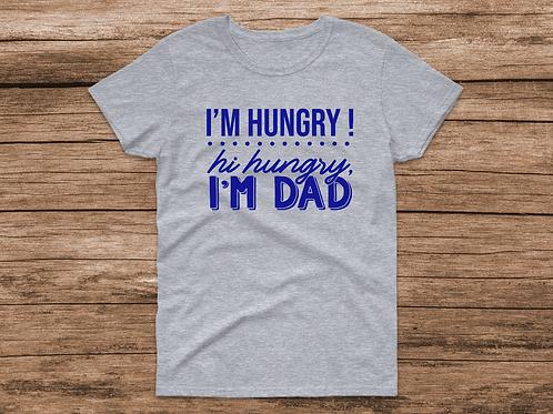 I'm Hungry, Hi Hungry, I'm Dad