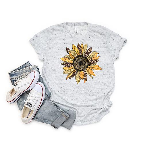 Leopard Sunflower